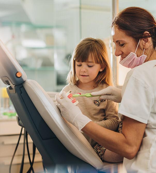 children's dentist in arlington, va